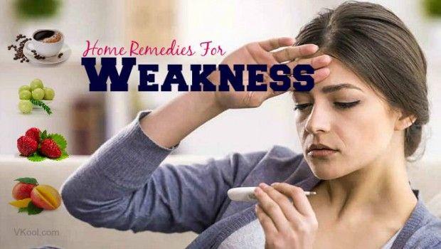 10 Melhores remédios caseiros para a fraqueza