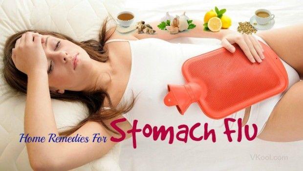 10 Melhores remédios naturais para sintomas de gripe estômago