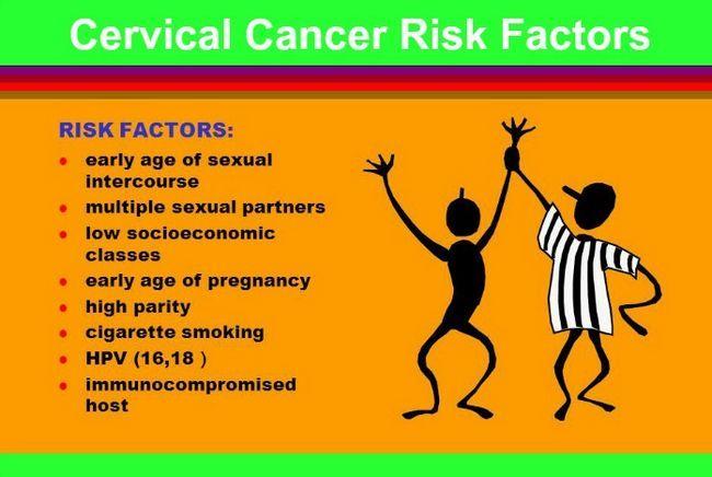 11 Sinais de alerta do câncer de colo uterino