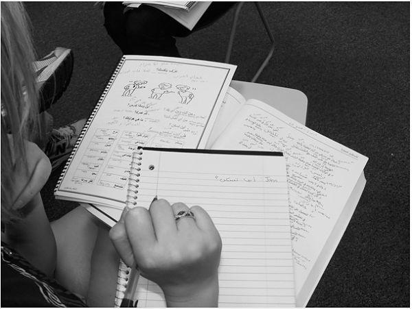 dicas sobre a aprendizagem de uma nova guia de linguagem
