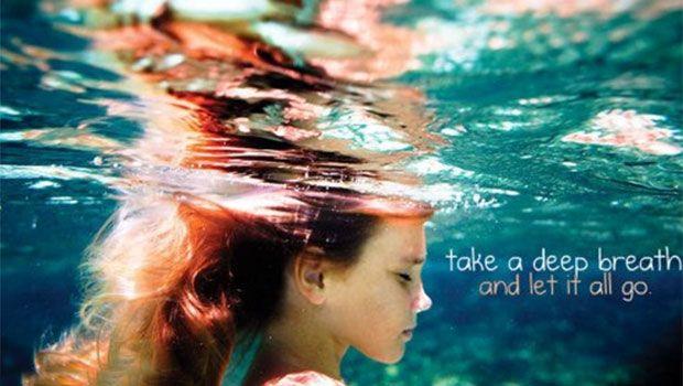 Tome uma respiração profunda - Conexão Mind Body
