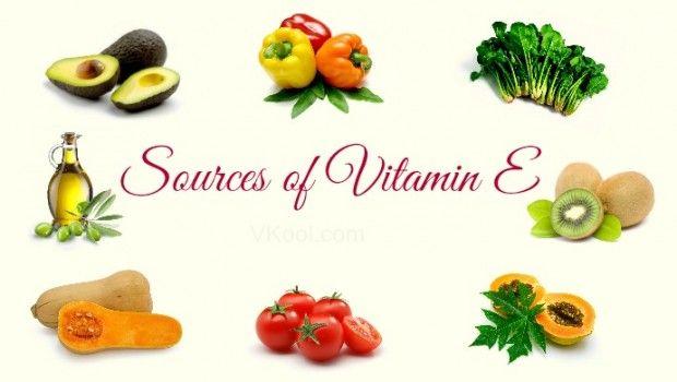 20 Melhores alimentos fontes de vitamina e
