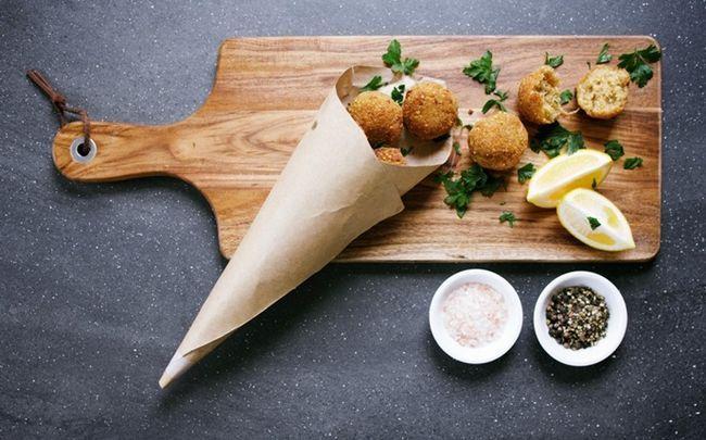 comida para bebé saudável - bolas de quinoa