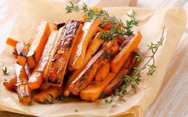 comida para bebé saudável - batata-frita