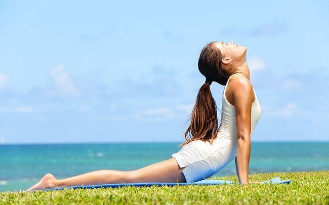 poses de ioga para melhor sexo - cobra