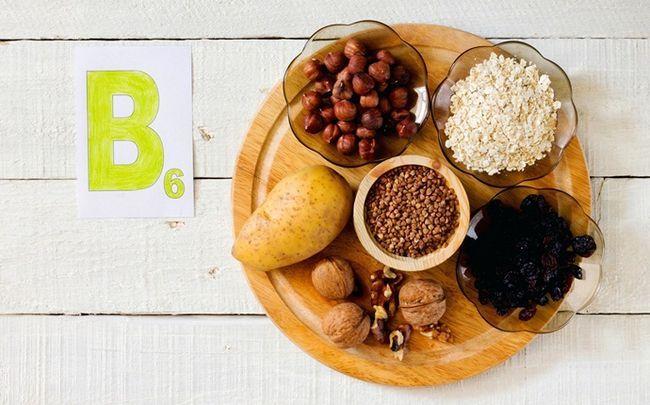 vitaminas para a pele oleosa - vitamina B6