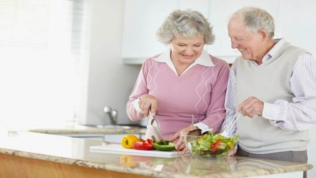5 Necessidades nutricionais para idosos para combater a senilidade