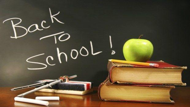 voltar para a escola