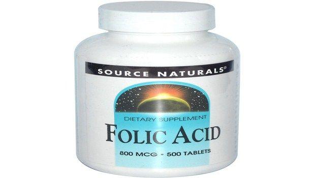 remédios naturais para o ácido fólico demência