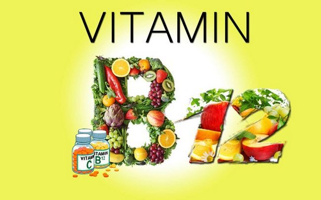 vitaminas para a pele oleosa - vitamina b12