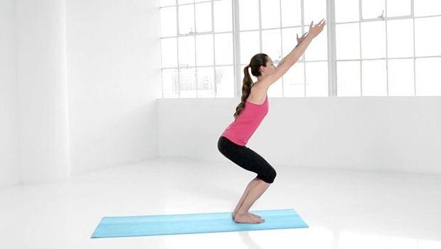 poses de ioga para melhor sexo - cadeira de posar