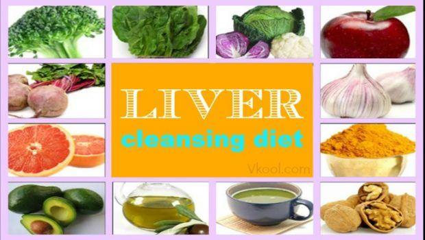 Melhores dicas de dieta de limpeza do fígado - 24 alimentos surpreendentes