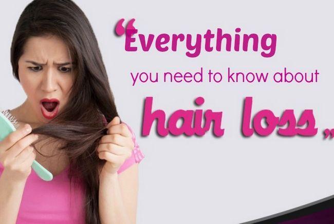 Tudo o que você precisa saber sobre a perda de cabelo: 11 verdades e mitos