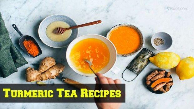 Receitas de chá de açafrão frescos: 8 melhores soluções