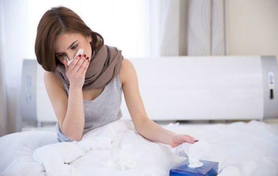 Como se livrar de um resfriado