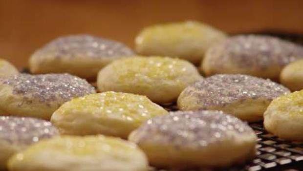 bolinhos de açúcar a partir do zero