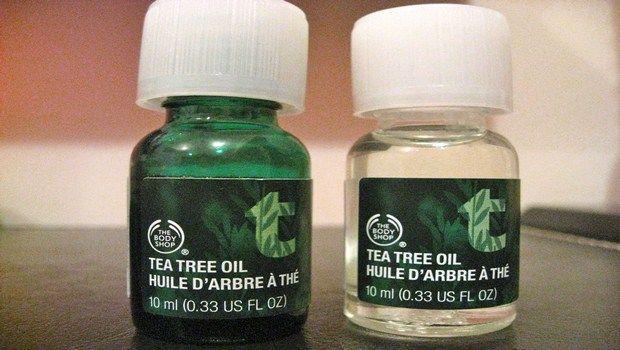como tratar o óleo da árvore psoríase-tea