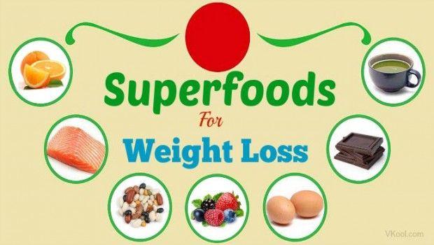 Lista de 10 melhores superalimentos para perda de peso