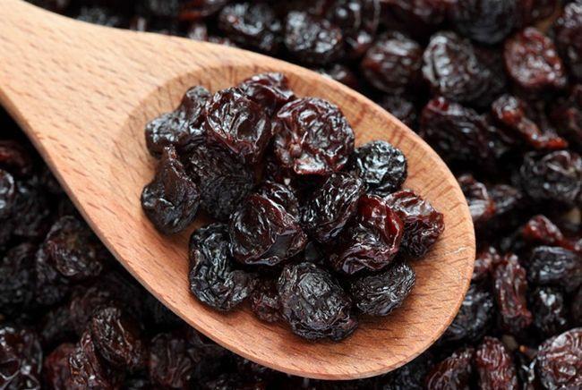 passas de uva