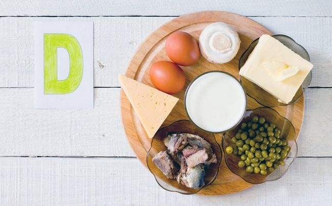 vitaminas para a pele oleosa - de vitamina D