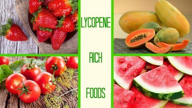 Lista de melhores alimentos ricos em licopeno - top 13 escolhas