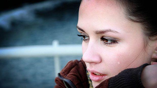 Quebrando-se em lágrimas - Conexão Mind Body