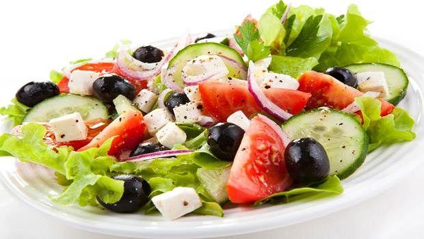 Saladas para perda de peso - top 13 saudáveis ideias salada fáceis