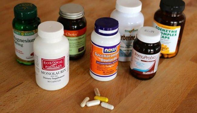 O suplemento probiótico - como dar a seu corpo uma chance de lutar