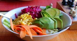 Os prós e contras de comer saladas de vegetais regularmente