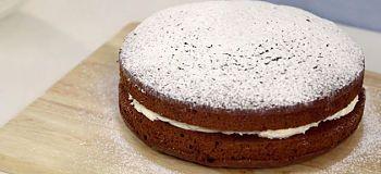 Principais receitas de bolo simples - fácil receitas saudáveis para fazer em casa