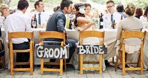ideias do casamento em um orçamento