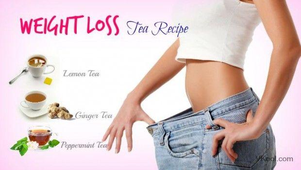 A perda de peso chá receita: top 11 melhores soluções